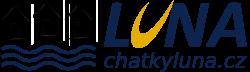 Logo Chatky LUNA na Vysočině u vody